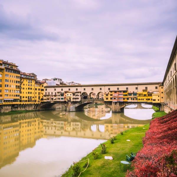 Cosa vedere a Firenze - Ponte Vecchio