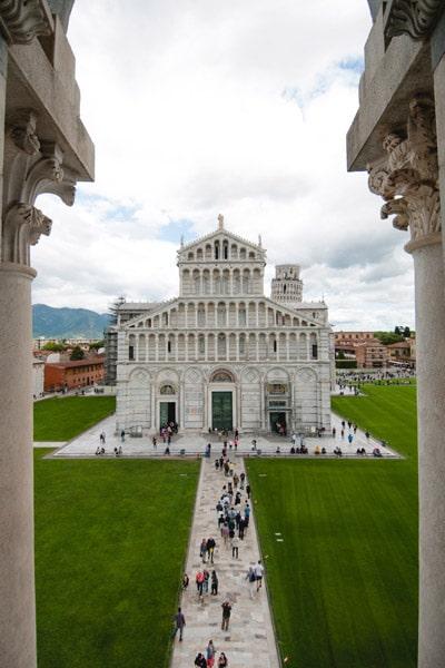 Cosa vedere a Pisa - Duomo di Pisa