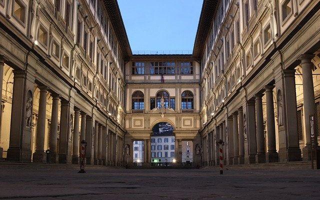 Uffizi Firenze