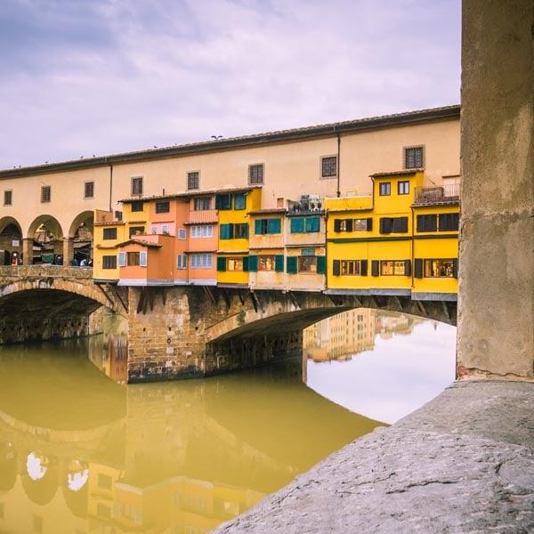 Corridoio vasariano Firenze 2