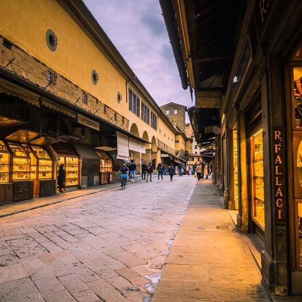 Corridoio vasariano Firenze 3