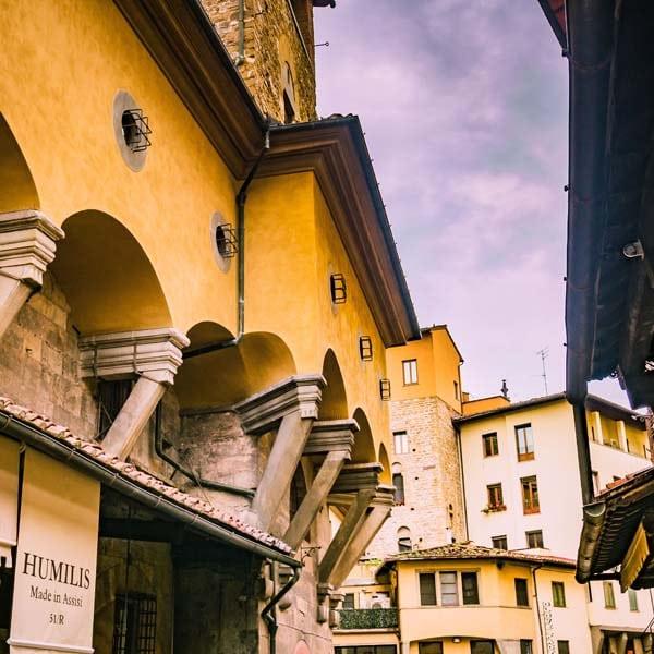 Corridoio vasariano Firenze 7