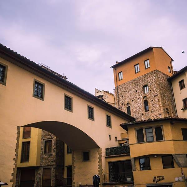 Corridoio vasariano Firenze 8
