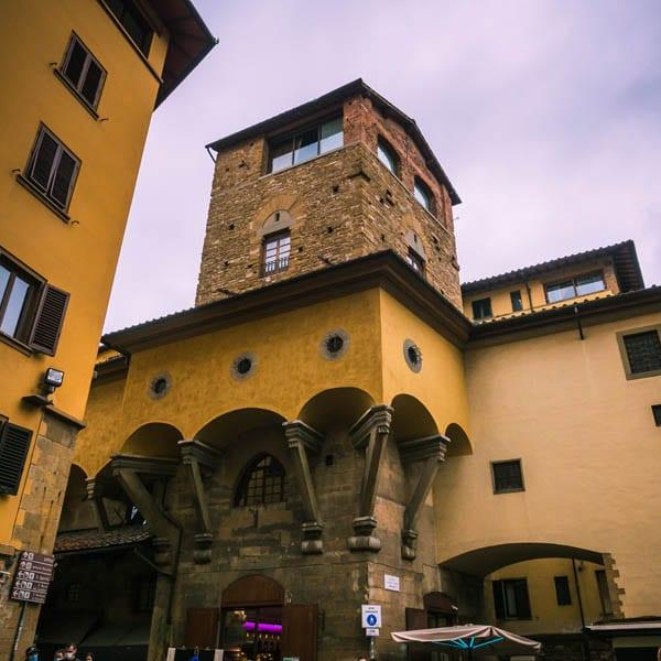 Corridoio vasariano Firenze 9
