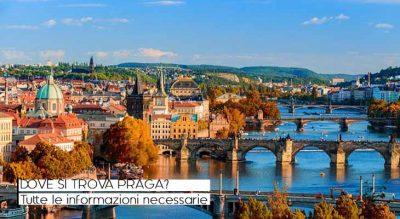 Dove si trova Praga