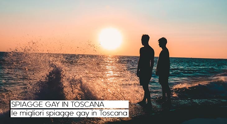spiagge gay in toscana