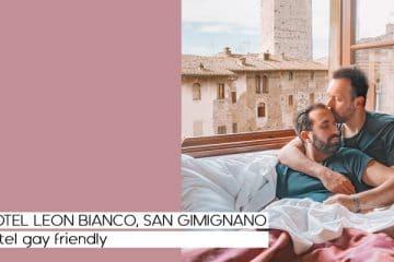 Hotel Leon Bianco San Gimignano: Hotel gay friendly