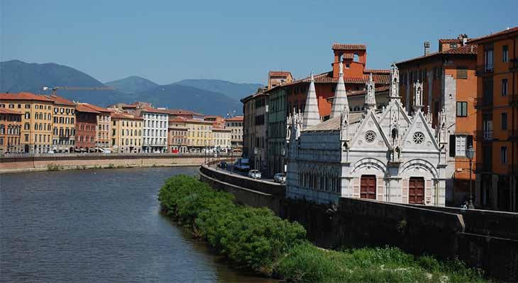 Chiesetta della Spina Pisa
