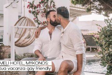 Semeli Hotel Mykonos gay friendly