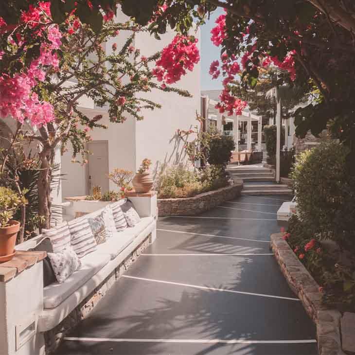 Semeli Hotel parco