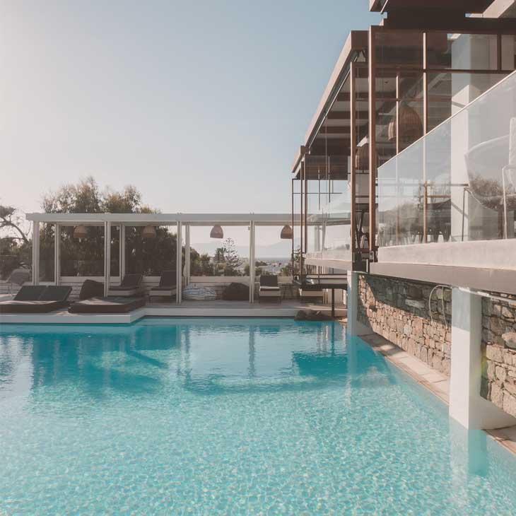 Semeli Hotel piscina 1