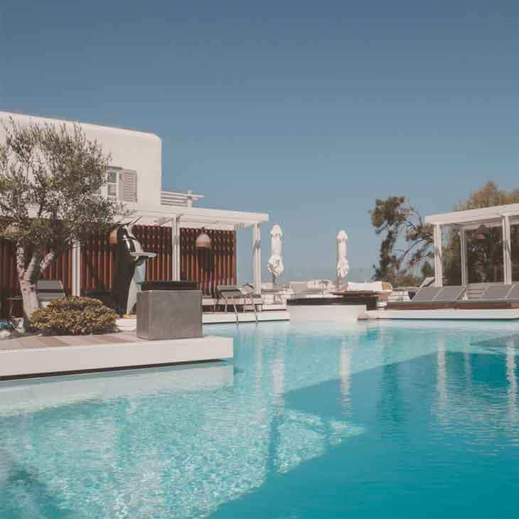 Semeli Hotel piscina 3