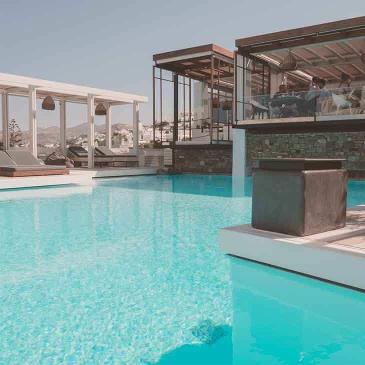 Semeli Hotel piscina 4