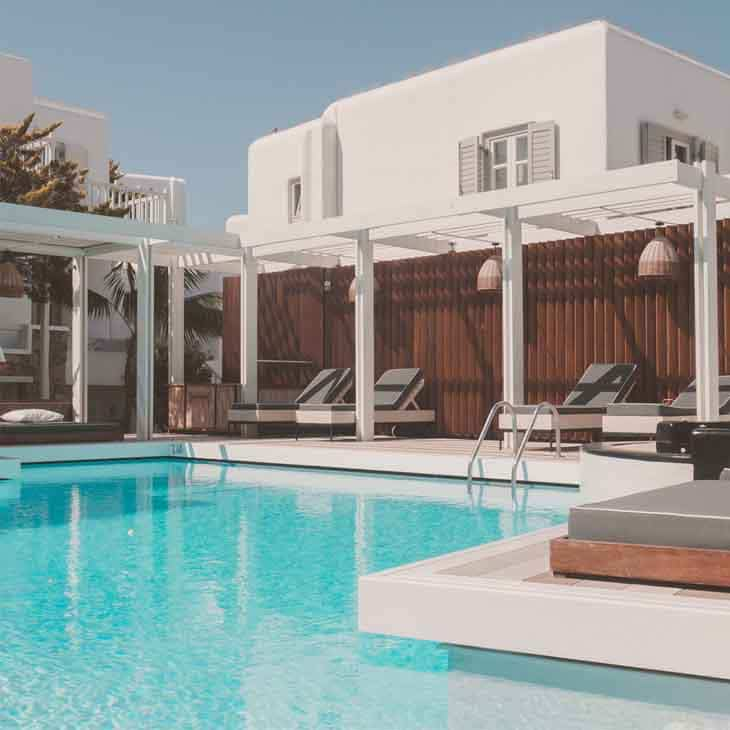 Semeli Hotel piscina 5