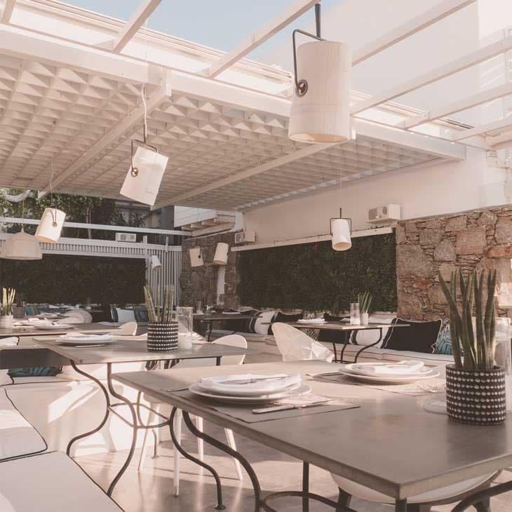 Semeli Hotel ristorante 1