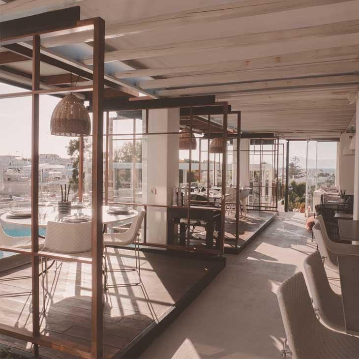 Semeli Hotel ristorante bar
