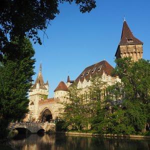 Castello di Vajdahunyad di Budapest