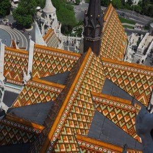 Chiesa di Mattia di Budapest