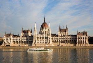 Il Parlamento di Budapest-visita al Palazzo