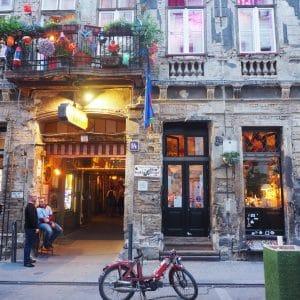Zimpla kert di Budapest